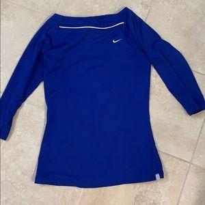 Nike 3/4 Sleeve Top